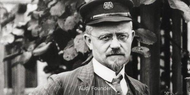 Audi-Founder